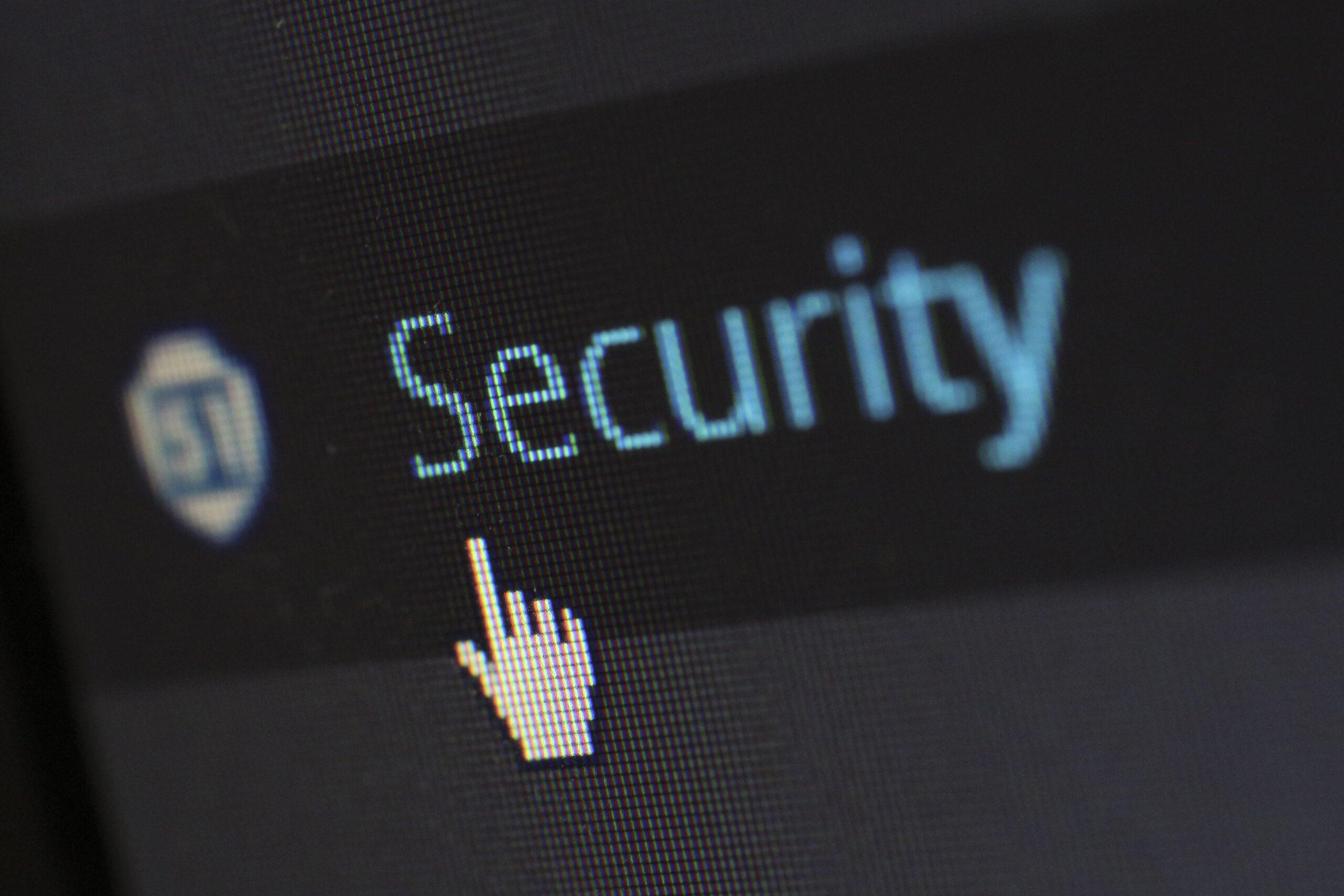 Laptop netwerkbeveiliging